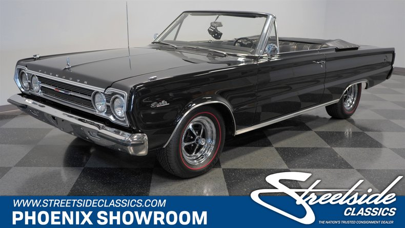 For Sale: 1967 Plymouth Satellite