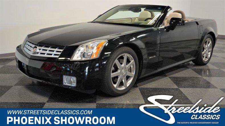 For Sale: 2005 Cadillac XLR