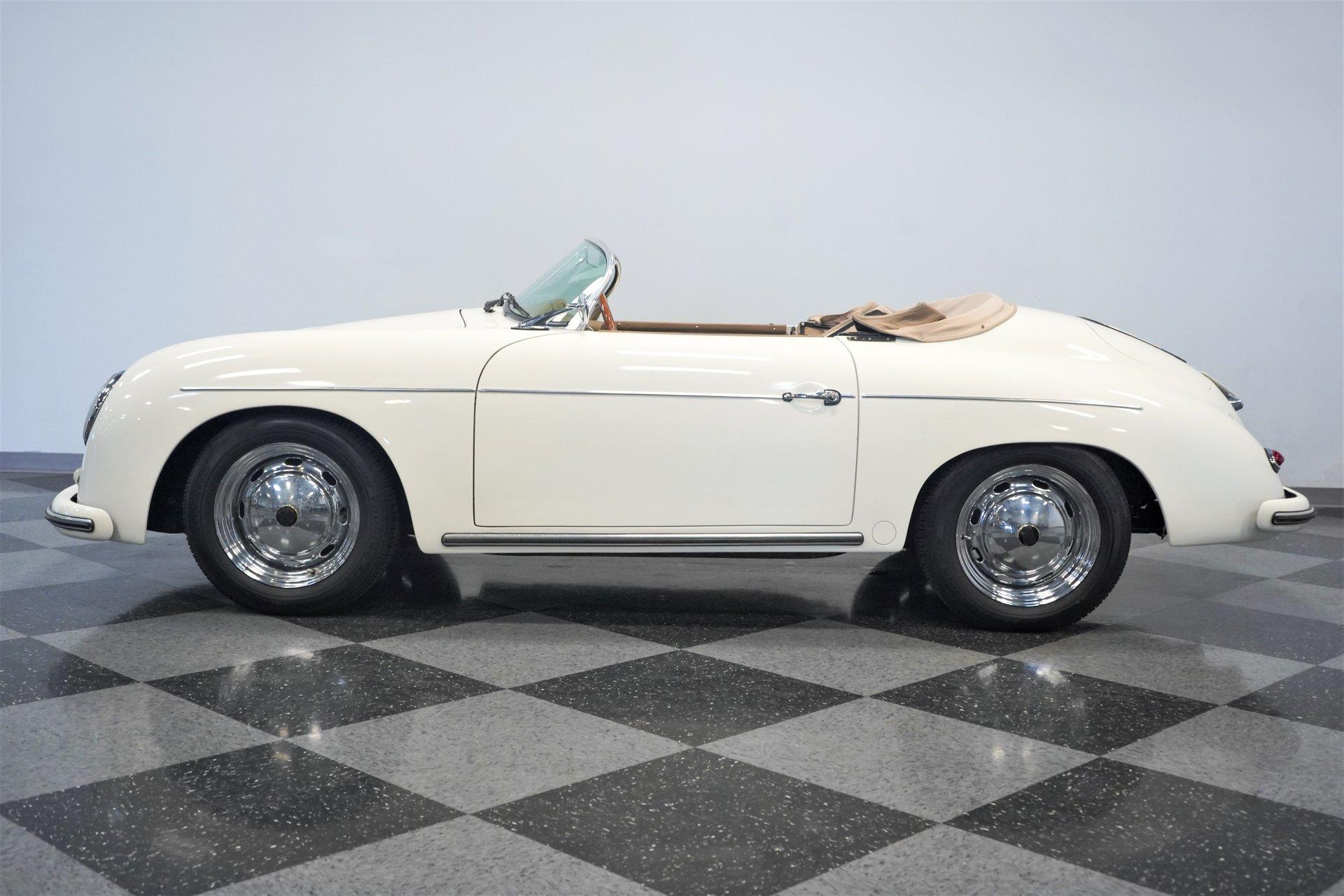 1967 beck speedster
