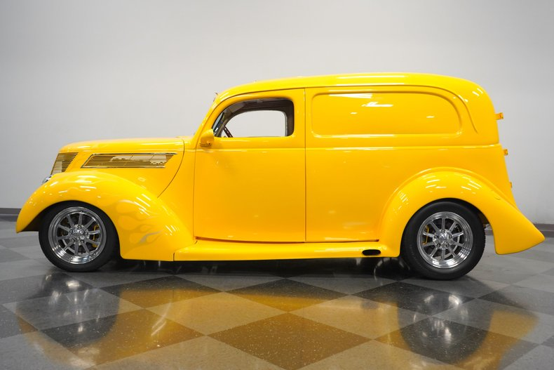 1937 Ford Panel Delivery 2