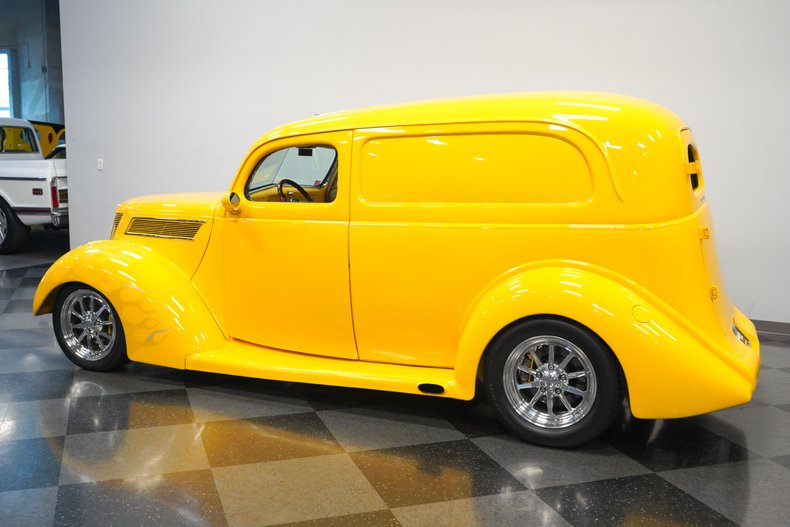 1937 Ford Panel Delivery 8