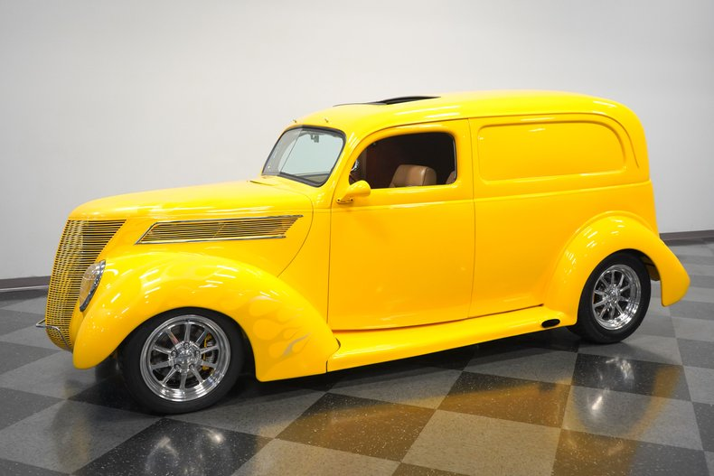 1937 Ford Panel Delivery 6