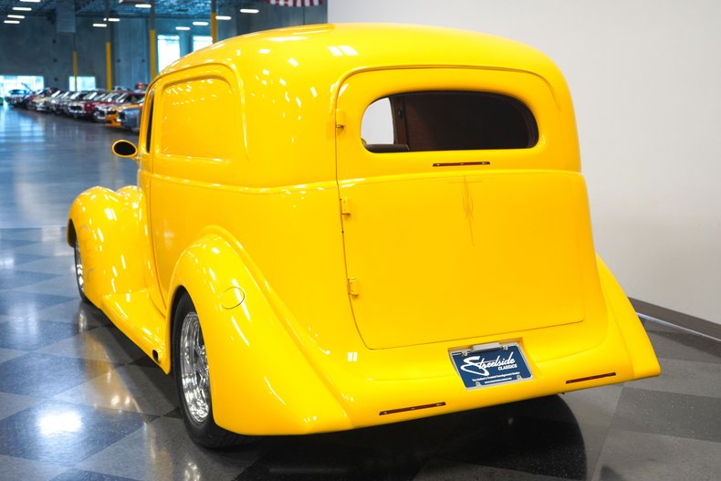 1937 Ford Panel Delivery 10
