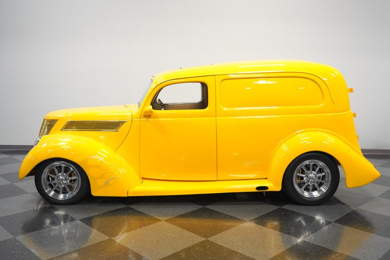 1937 Ford Panel Delivery 7