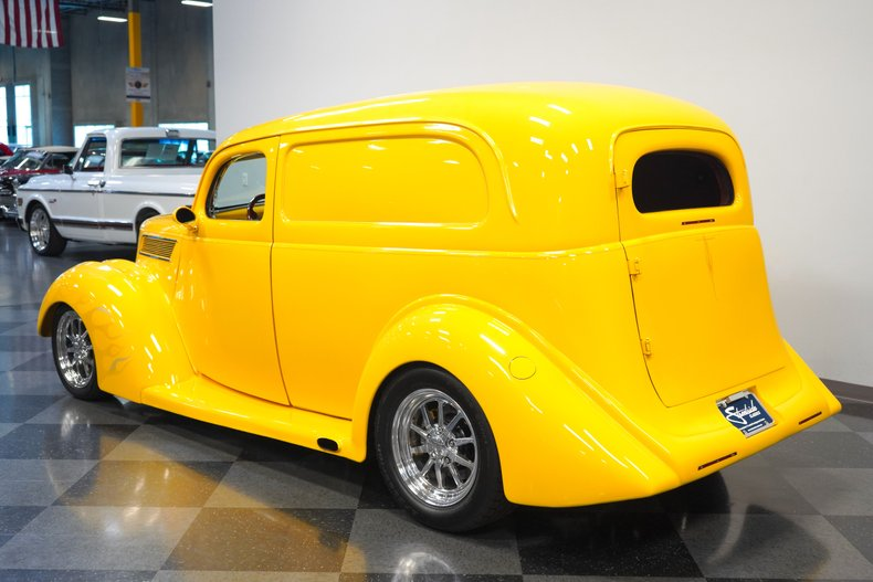 1937 Ford Panel Delivery 9