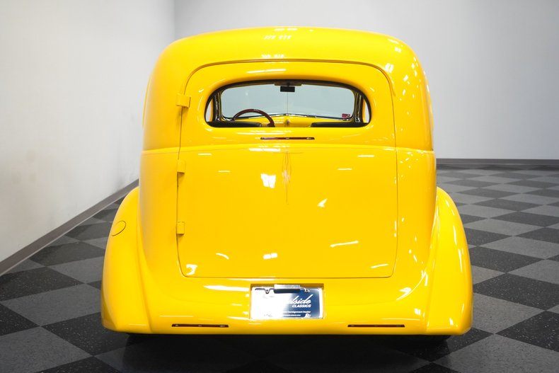 1937 Ford Panel Delivery 11