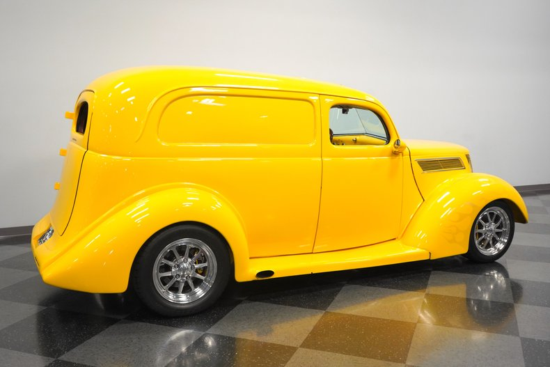 1937 Ford Panel Delivery 14