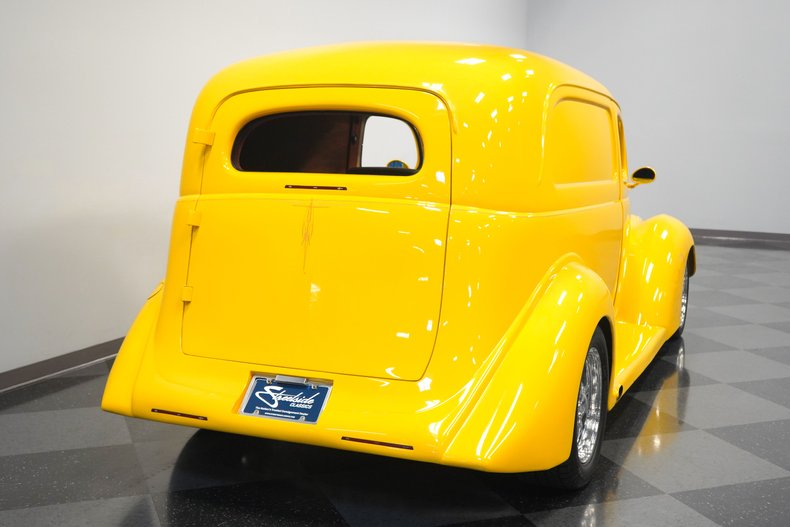 1937 Ford Panel Delivery 12