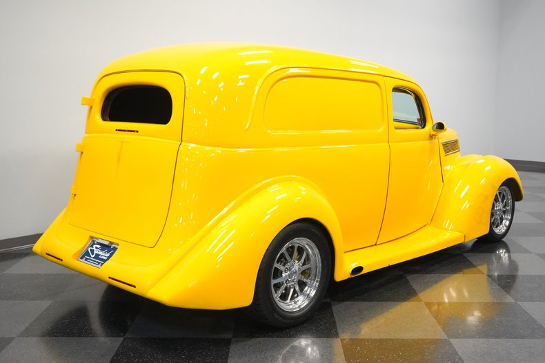 1937 Ford Panel Delivery 13