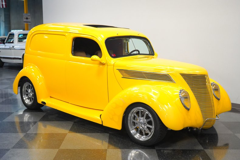 1937 Ford Panel Delivery 17