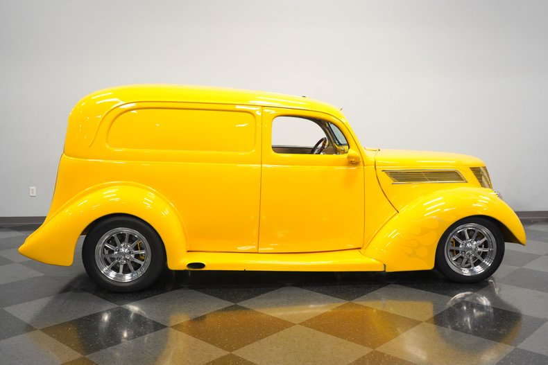 1937 Ford Panel Delivery 15