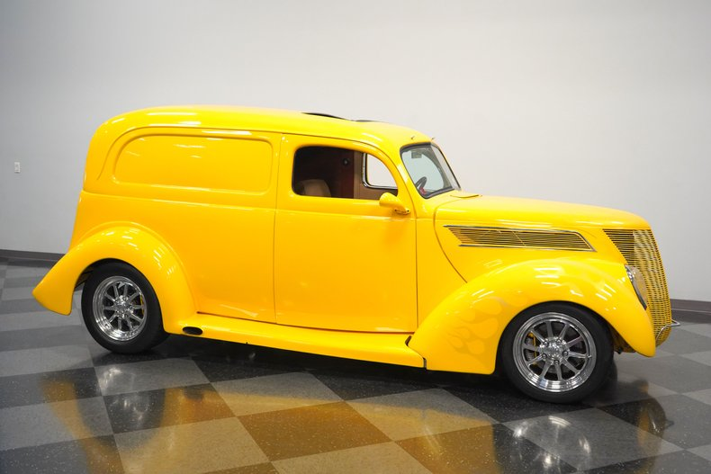 1937 Ford Panel Delivery 16