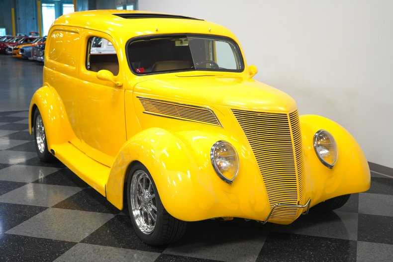 1937 Ford Panel Delivery 18