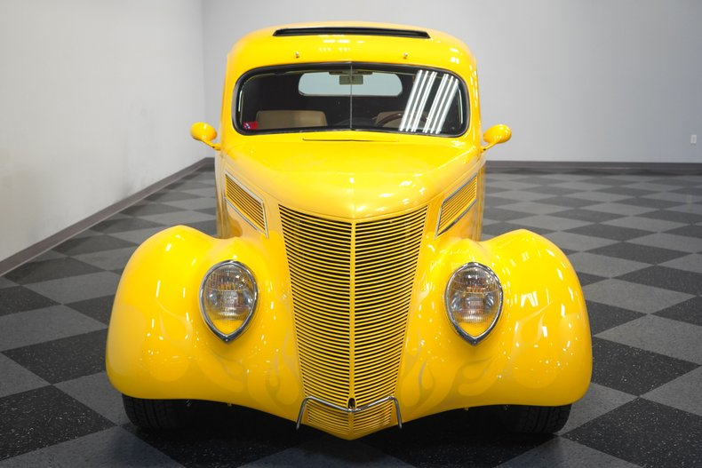 1937 Ford Panel Delivery 19
