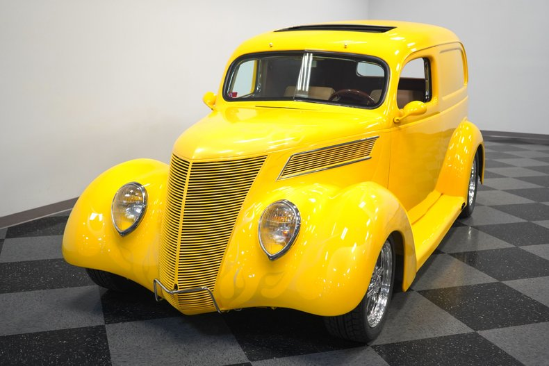 1937 Ford Panel Delivery 20