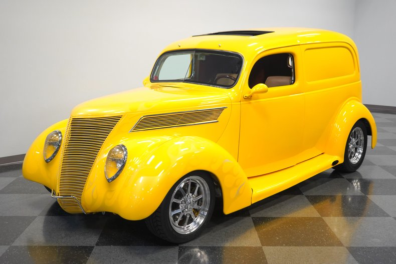 1937 Ford Panel Delivery 21