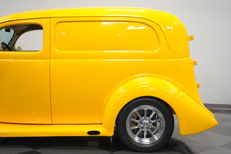 1937 Ford Panel Delivery 26