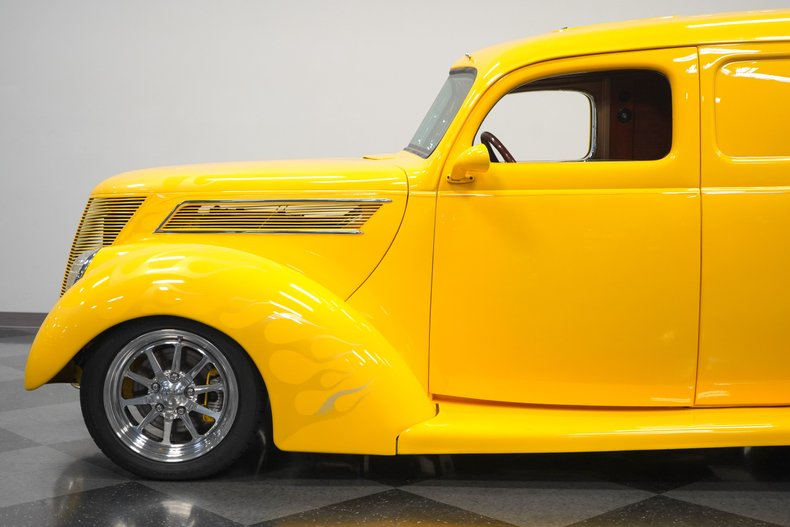 1937 Ford Panel Delivery 25