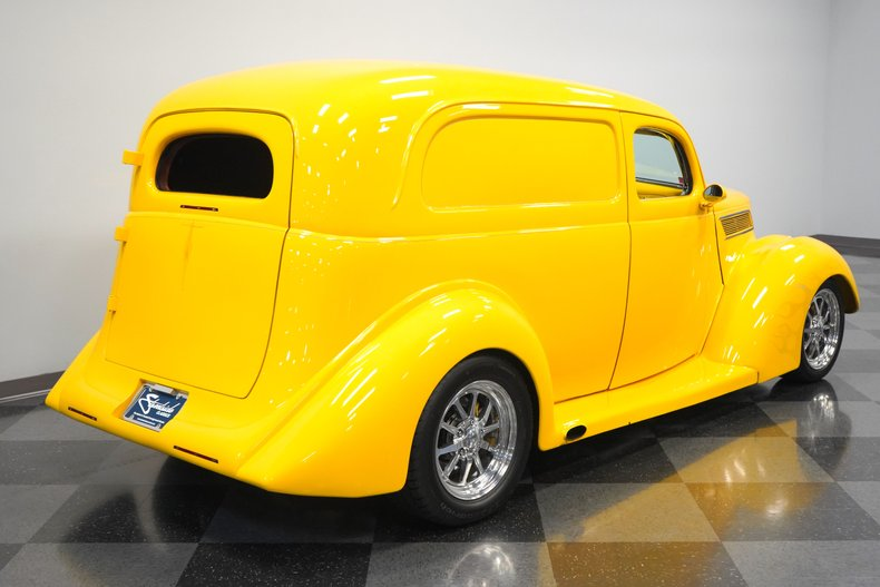 1937 Ford Panel Delivery 27
