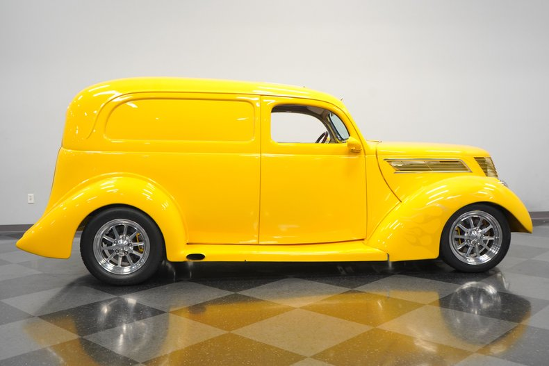 1937 Ford Panel Delivery 30
