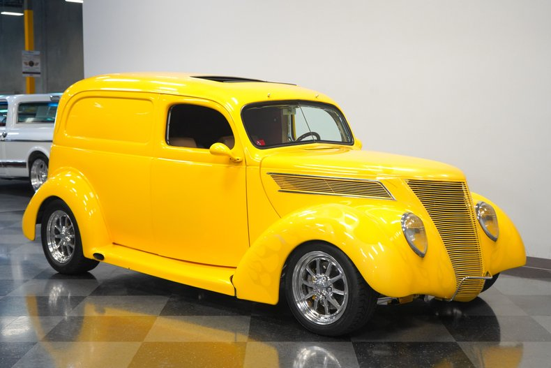 1937 Ford Panel Delivery 33