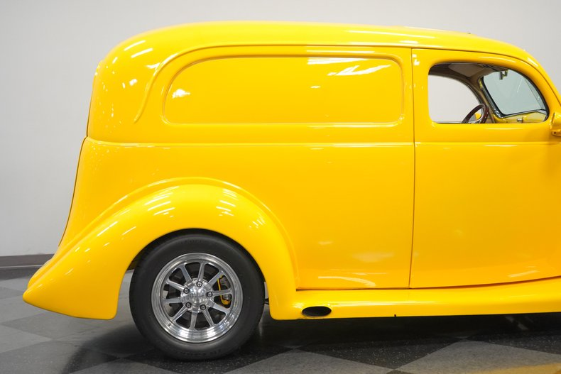 1937 Ford Panel Delivery 31