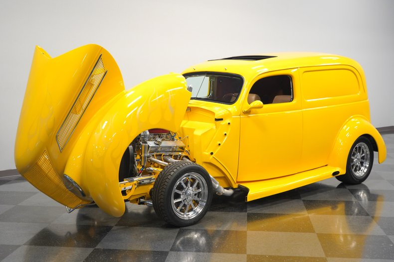 1937 Ford Panel Delivery 34