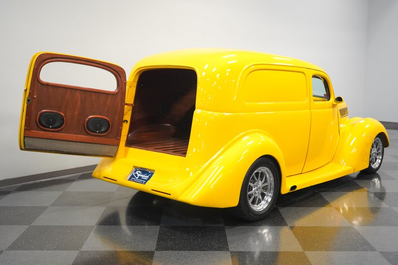 1937 Ford Panel Delivery 37