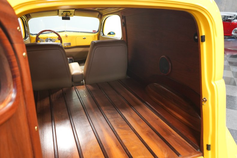 1937 Ford Panel Delivery 40