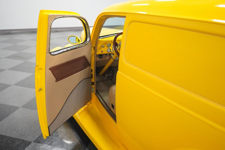 1937 Ford Panel Delivery 42