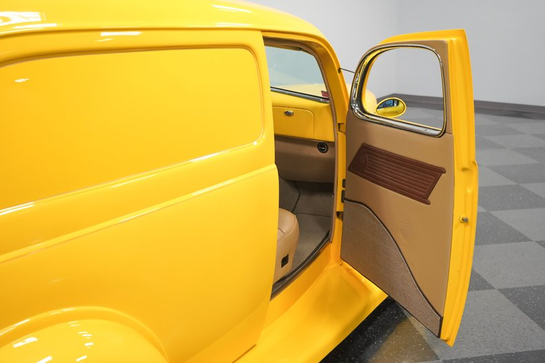 1937 Ford Panel Delivery 55