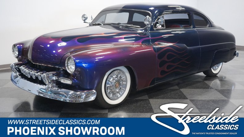 For Sale: 1949 Mercury Coupe