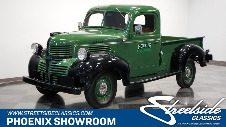 For Sale: 1946 Dodge WC
