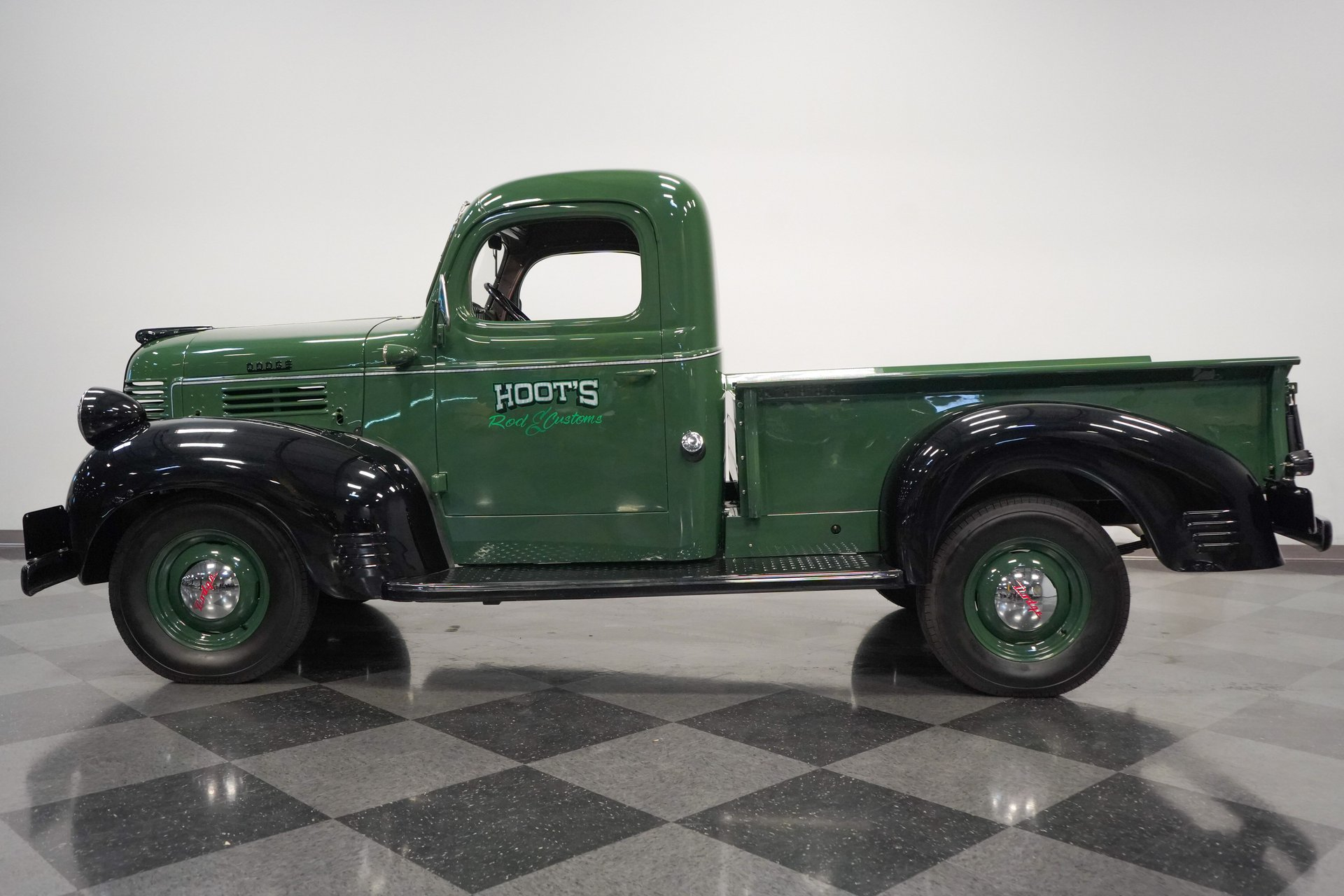 1946 dodge wc 1 2 ton pickup