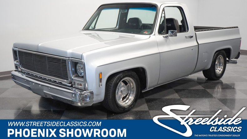 For Sale: 1979 Chevrolet C10