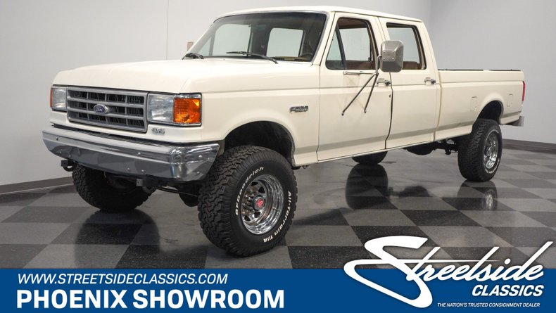 For Sale: 1988 Ford F-350