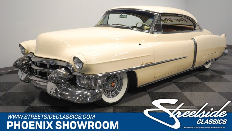 For Sale: 1953 Cadillac Series 62