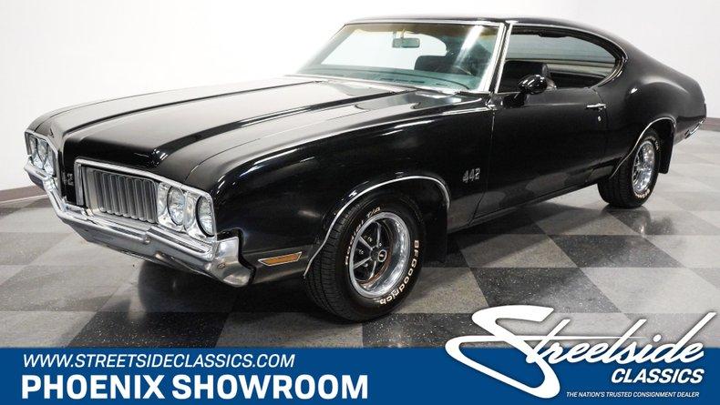 For Sale: 1970 Oldsmobile 442