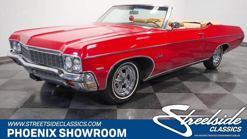 For Sale: 1970 Chevrolet Impala