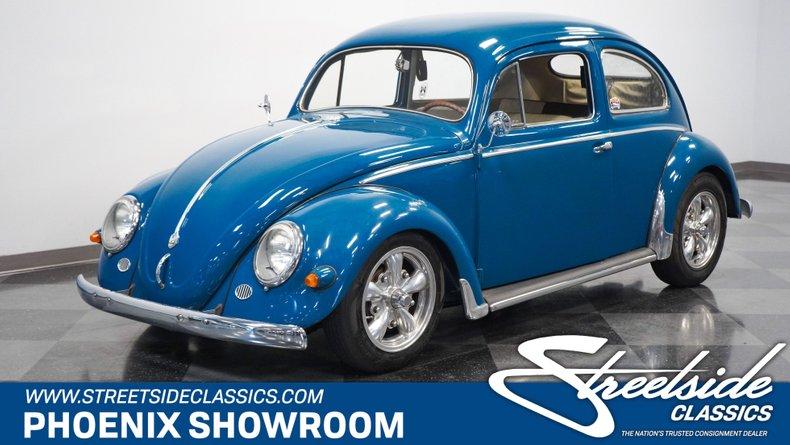 For Sale: 1957 Volkswagen Beetle