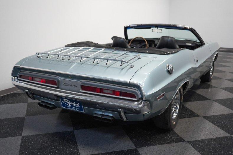 1971 Dodge Challenger 12