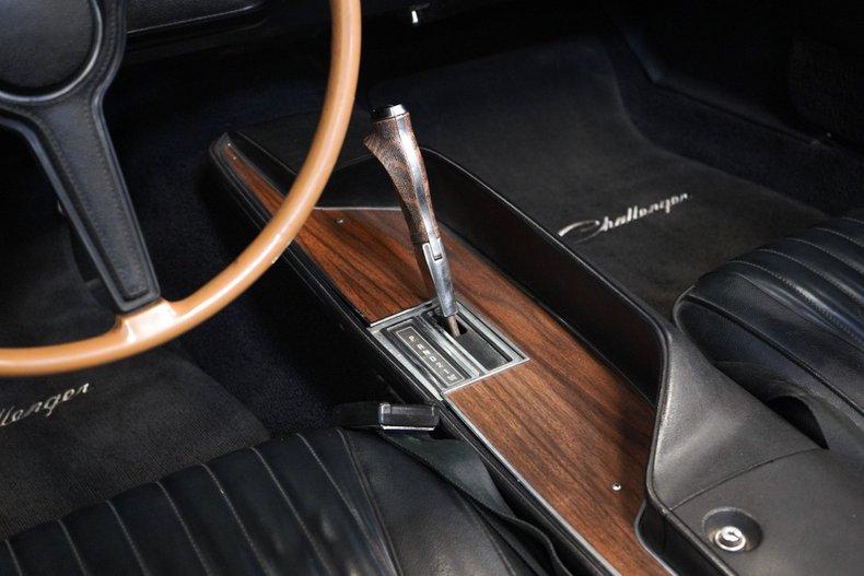 1971 Dodge Challenger 52
