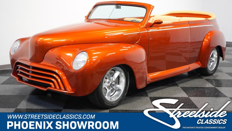 For Sale: 1947 Ford Custom