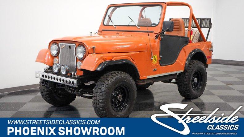 For Sale: 1976 Jeep CJ5