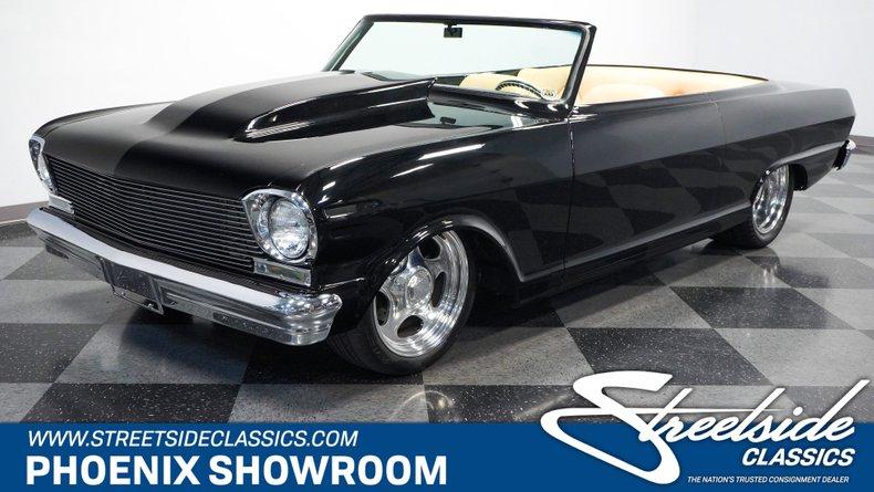 For Sale: 1962 Chevrolet Nova