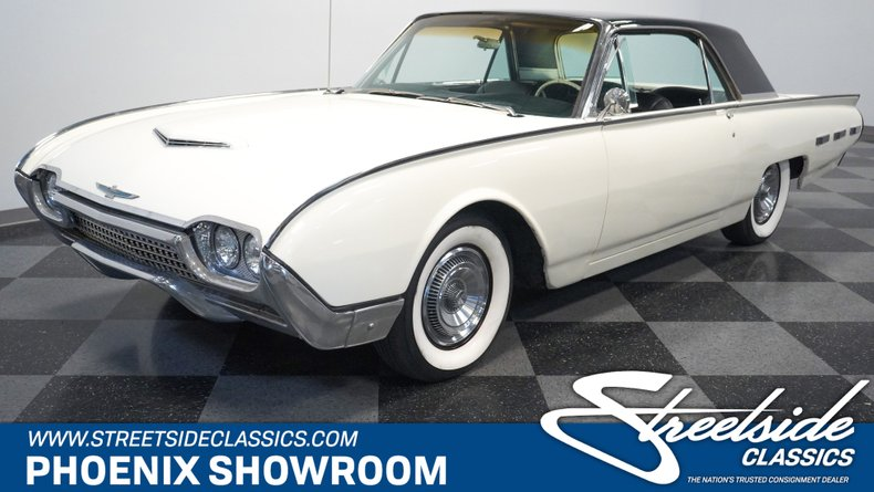 For Sale: 1962 Ford Thunderbird