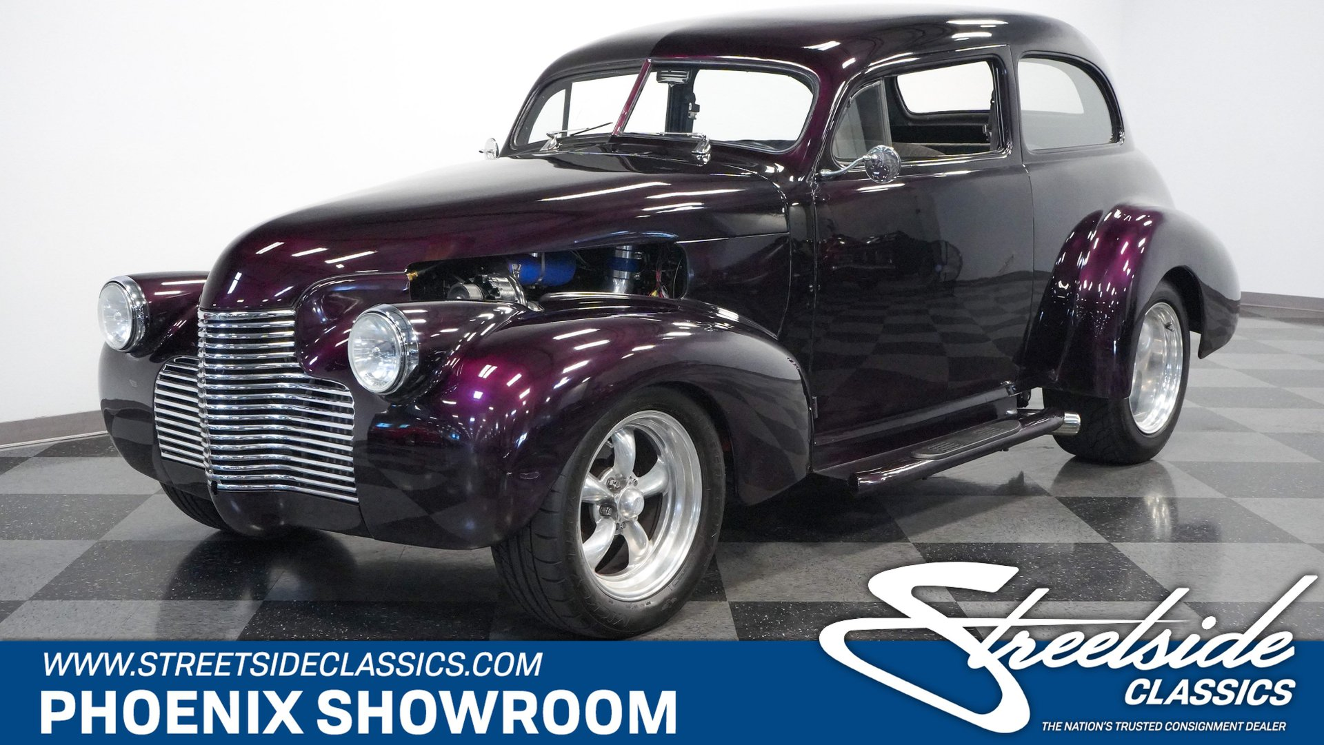 1940 chevrolet master deluxe supercharged