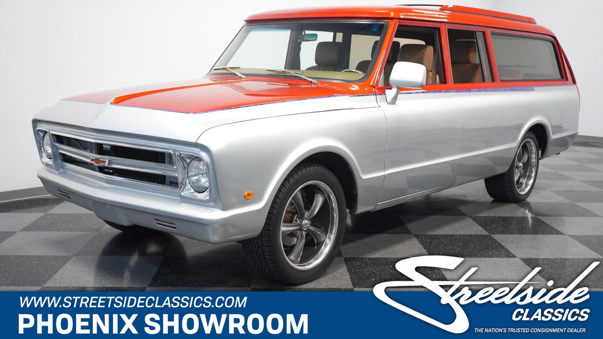 1972 chevrolet suburban custom