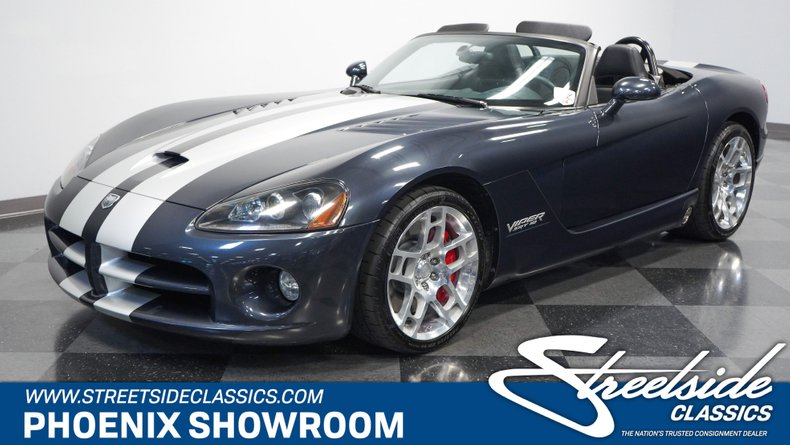 For Sale: 2006 Dodge Viper