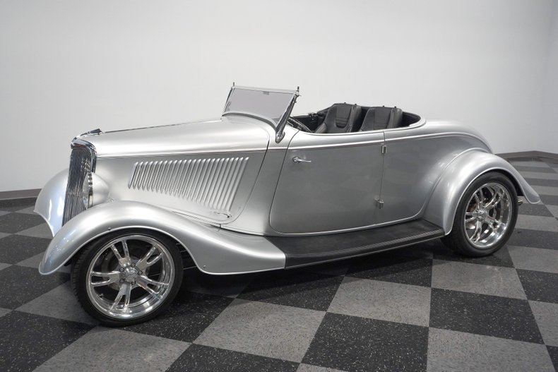 1934 Ford Roadster 6